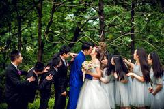 参加婚礼能穿白色吗