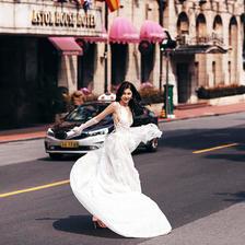 街拍婚纱照拍摄攻略