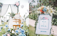 自制婚礼现场布置图片