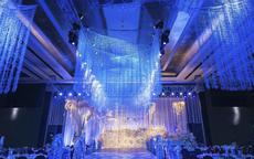 蓝色婚礼主题说明