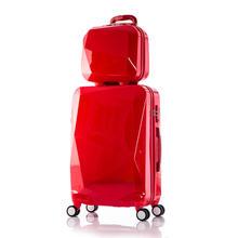 买一送十 箱子母箱新娘陪嫁红色婚庆箱包行李箱嫁妆拉杆箱万向轮
