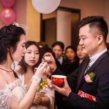 逗比结婚祝福语
