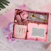 网红结婚伴娘回礼小礼物送女生生日礼物婚礼闺蜜伴手礼小礼品