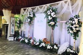 沐园庭园式婚礼