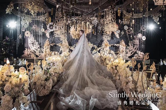 『盛典定制婚礼 La vie 的故事』