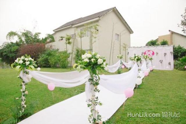 二,农村婚礼怎么布置图片