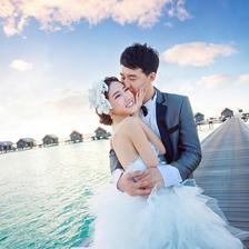 旅拍婚纱照价格表