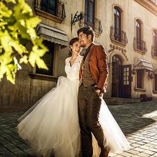 重庆婚纱照一般多少钱