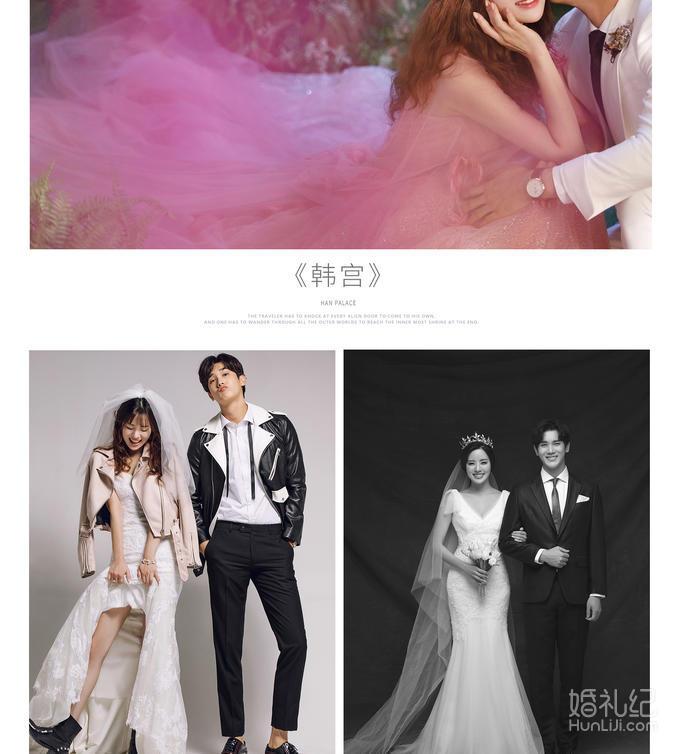 【爆品推荐】ღ新主题婚纱照☎在线预约立减2000
