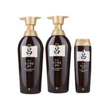 RYOE/吕 棕吕洗护套装洗发水400ML*2+护发素