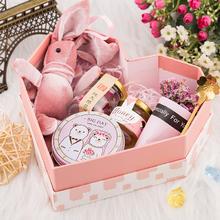 抖音少女心形伴手礼欧式婚礼喜糖盒回礼创意情人节送女友生日礼物