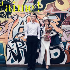 北京婚纱摄影前十名外景