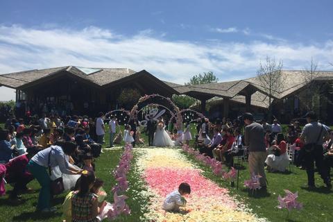 INFINI婚礼小镇