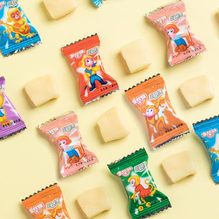 金丝猴奶糖 500g约140颗