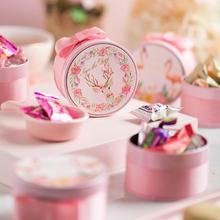 2款可选 粉色丝带成品喜糖