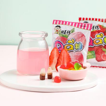 旺仔水果味QQ软糖 20包