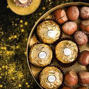 费列罗榛果威化巧克力 1粒装 30粒盒装