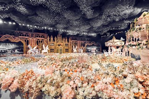 北京理想城堡婚礼会所