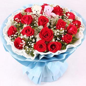 送女友十九朵玫瑰代表什么含义