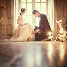 90后韩式婚纱照的特点有哪些