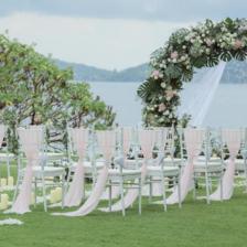 南京户外婚礼场地及婚礼费用清单一览