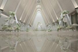 网红打卡圣地婚礼场所