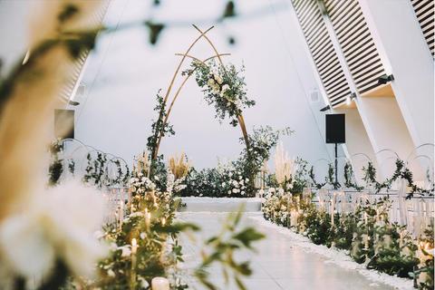 竹语轩婚礼会所