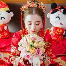 中式新娘妆的画法有什么特点