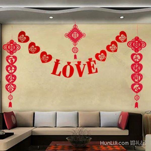 婚房客厅布置图片大全 结婚客厅怎么布置好看