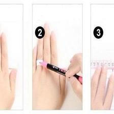 简单易学,一根细绳就能知道戒指尺寸