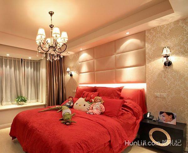 婚房卧室装修效果图片 婚房主卧墙面颜色如何选择