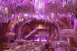梦幻花海厅