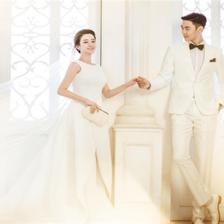 室内婚纱照图片 室内婚纱照如何拍摄好看