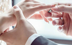 男女白菜网免费领取体验金戒指戴哪只手