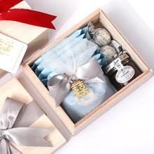 木盒桌糖网红礼盒伴娘伴手礼结婚回礼