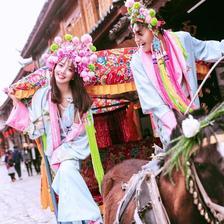 丽江古城婚纱摄影哪家好