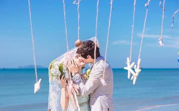 海南三亚拍婚纱照攻略