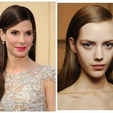 披肩伴娘发型图片怎么弄出彩又不抢镜