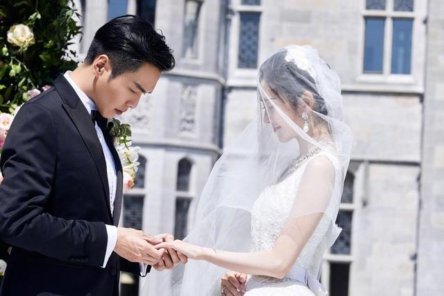 张若昀唐艺昕结婚