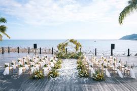 临海平台婚礼场地