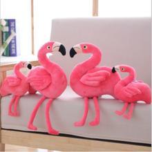 【一对】ins粉色火烈鸟娃娃