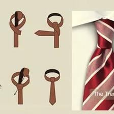西装领带怎么系?1分钟学会领带系法