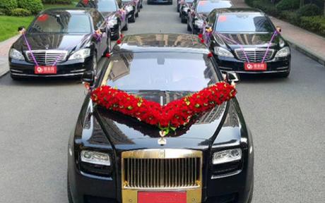 婚车车队迎亲路线讲究与禁忌