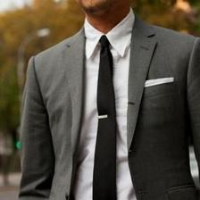领带夹怎么用 领带夹的佩戴技巧