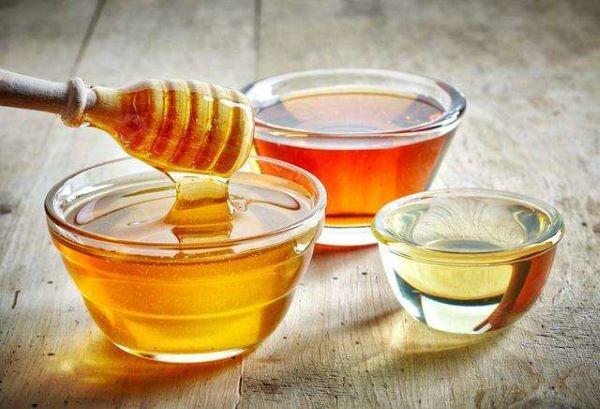 蜂蜜加白醋