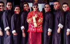 新中式婚礼的策划元素有哪些?