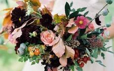 手工捧花的制作方法