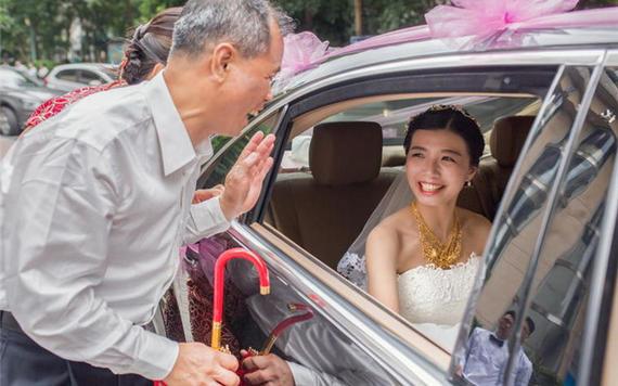 长辈对晚辈的新婚祝福语创意简短