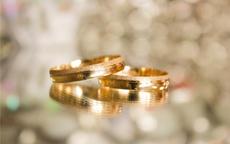 结婚戒指一般买黄金的还是钻石的