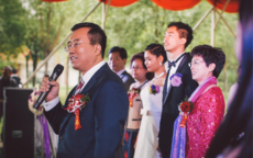 父亲在儿子婚礼上的讲话 新郎父亲婚礼上的致辞怎么说